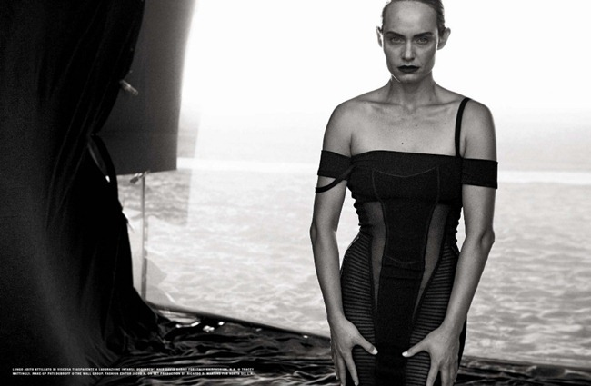 VOGUE ITALIA- Amber Valletta by Peter Lindbergh, February 2013, www.imageamplified.com, Image Amplified (4)