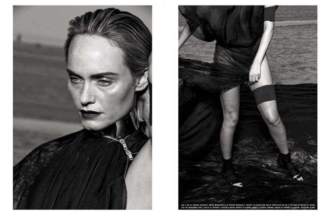 VOGUE ITALIA- Amber Valletta by Peter Lindbergh, February 2013, www.imageamplified.com, Image Amplified (7)