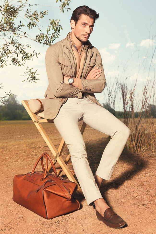 LOOKBOOK- David Gandy for Massimo Dutti Spring 2013. www.imageamplified.com, Image Amplified (3)
