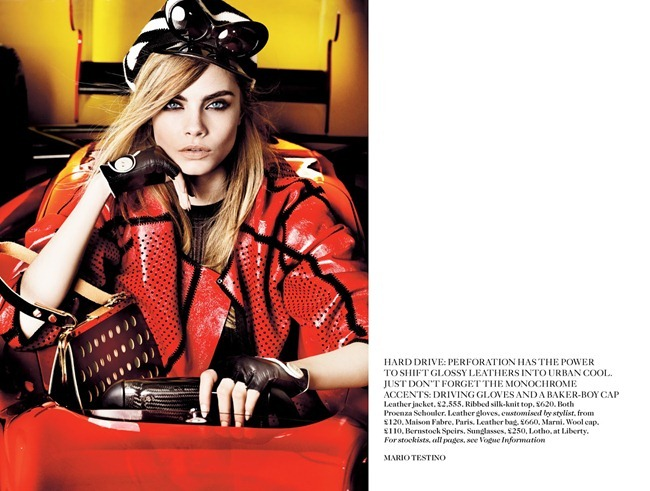 VOGUE UK- Cara Delevigne in Chasing Cara by Mario Testino. Lucinda Chambers, March 2013, www.imageamplified.com, Image Amplified (12)