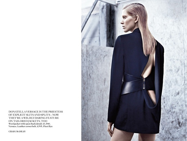 VOGUE UK- Iselin Steiro in Cut to the Chase by Craig McDean. Jane How, March 2013, www.imageamplified.com, Image Amplified (9)