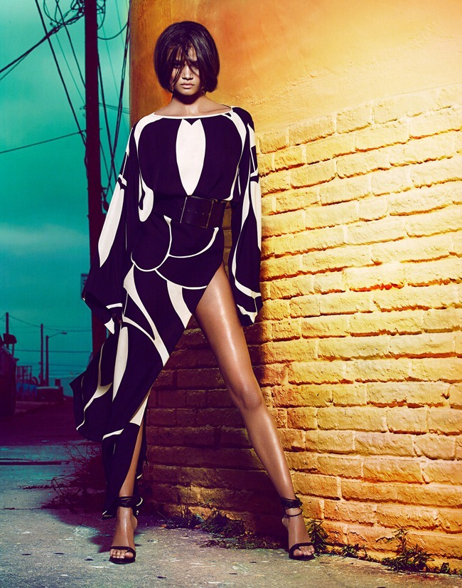 CAMPAIGN- Daniela Braga for Plein Sud Spring 2013 by Greg Kadel. www.imageamplified.com, Image Amplified (3)