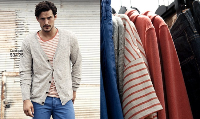 CAMPAIGN- Sam Webb in A Touch of Blue for H&M Spring 2013. www.imageamplified.com, Image Amplified (6)