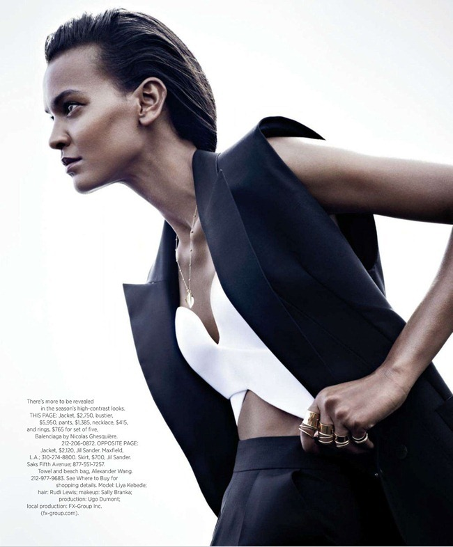HARPER'S BAZAAR MAGAZINE- Lya Kebede by Nathaniel Goldberg. Alastair McKimm, March 2013, www.imageamplified.com, Image Amplified (7)