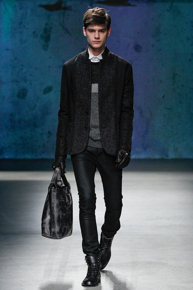 NEW YORK FASHION WEEK- Kenneth Cole Collection Men Fall 2013. www.imageamplified.com, Image Amplified (5)