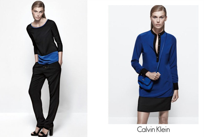 CAMPAIGN- Madison Headrick & Shaun DeWet for Calvin Klein White Label Spring 2013 by Daniel Jackson. www.imageamplified.com, Image Amplified (2)