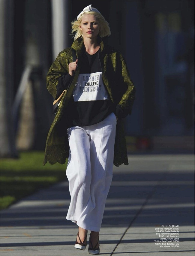 VOGUE AUSTRALIA- Aline Weber in Word on the Street by Hans Feurer. Heathermary Jackson, March 2013, www.imageamplified.com, Image Amplified (4)