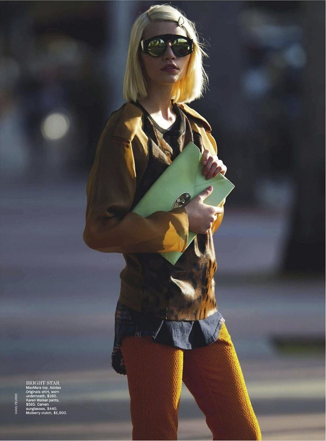VOGUE AUSTRALIA- Aline Weber in Word on the Street by Hans Feurer. Heathermary Jackson, March 2013, www.imageamplified.com, Image Amplified (5)