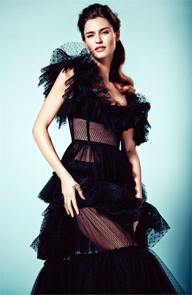 VANITY FAIR ITALIA- Bianca Balti by Vanmossevelde   N. February 2013, www.imageamplified.com, Image Amplified (3)
