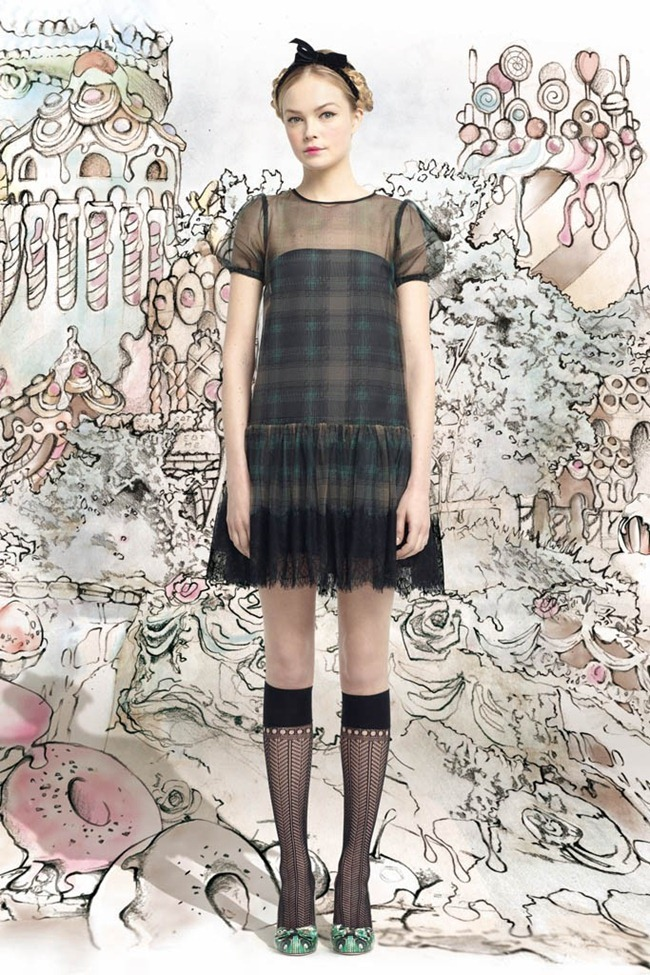 NEW YORK FASHION WEEK- Red Valentino Fall 2013. www.imageamplified.com, Image Amplified (9)