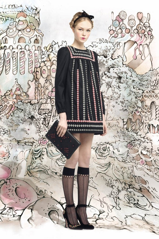 NEW YORK FASHION WEEK- Red Valentino Fall 2013. www.imageamplified.com, Image Amplified (13)