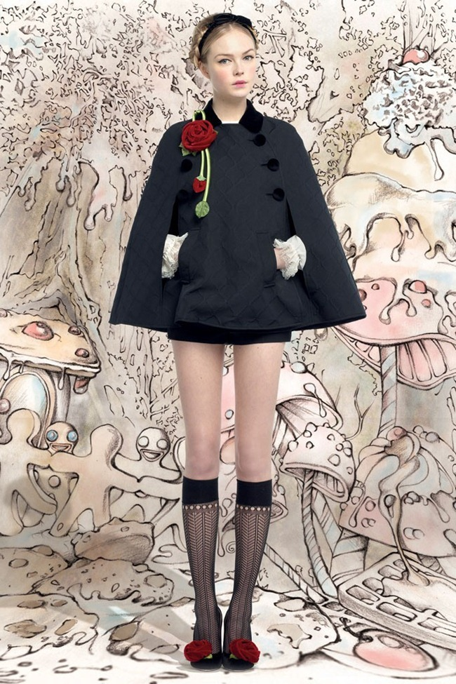 NEW YORK FASHION WEEK- Red Valentino Fall 2013. www.imageamplified.com, Image Amplified (27)