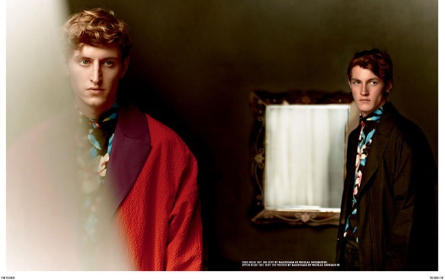 10 MEN MAGAZINE- Chris Beek & Rutger Schoone in Teenage Dream by Serge Leblon. Mattias Karlsson, Spring 2013, www.imageamplified.com, Image Amplified (7)