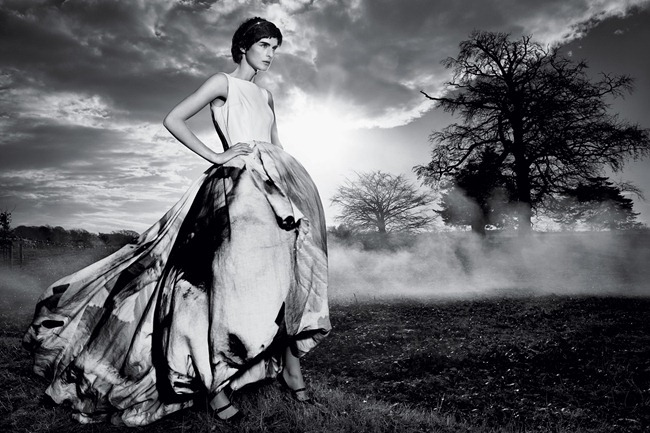 T STYLE MAGAZINE- Stella Tennant in The Rite of Spring by Solve Sundsbo. Katie Grand, Spring 2013, www.imageamplified.com, Image Amplified (2)