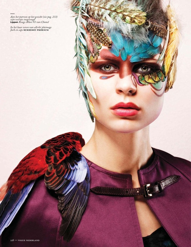VOGUE NETHERLANDS- Naomi Nuboer in Pow Pow by Feriet Tunc. Martien Mellema, March 2012, www.imageamplified.com, Image Amplified (4)