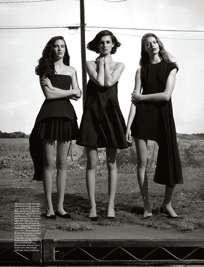 W MAGAZINE- Clean Living by Michael Thompson. Marie Amelie Sauve, March 2013, www.imageamplified.com, Image Amplified (5)