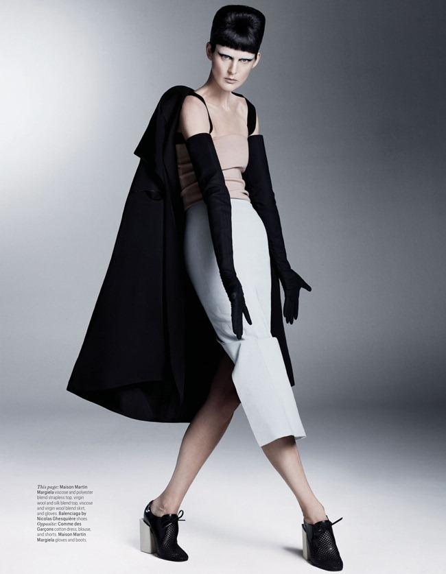W MAGAZINE- Stella Tennant in Starchitecture by Steven Meisel. Marie Amelie Sauve, March 2013, www.imageamplified.com, Image Amplified (3)