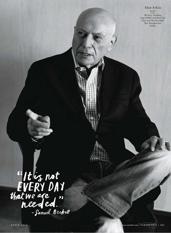 VANITY FAIR MAGAZINE- Bruce Weber's Adventures in Hollywood by Bruce Weber. March 2013, www.imageamplified.com, Image Amplified (12)