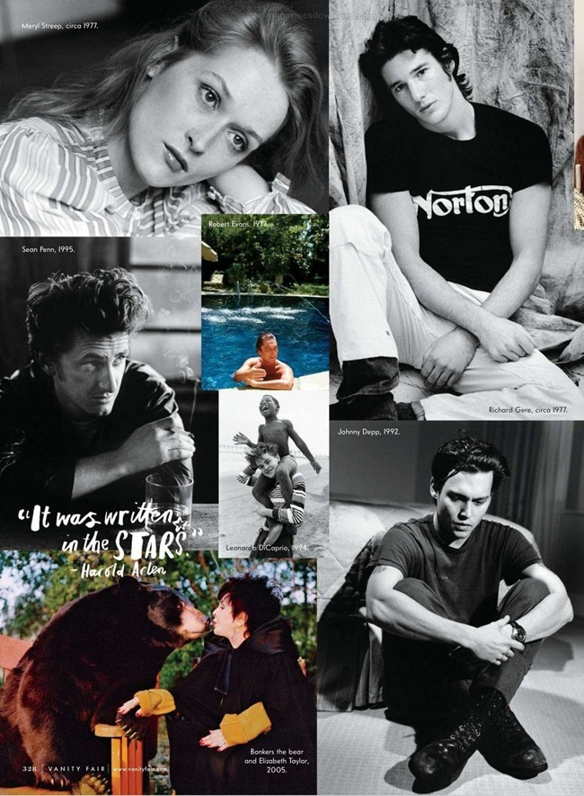 VANITY FAIR MAGAZINE- Bruce Weber's Adventures in Hollywood by Bruce Weber. March 2013, www.imageamplified.com, Image Amplified (14)
