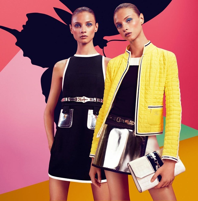 CAMPAIGN- Anna Selezneva for Fay Spring 2013. www.imageamplified.com, Image Amplified