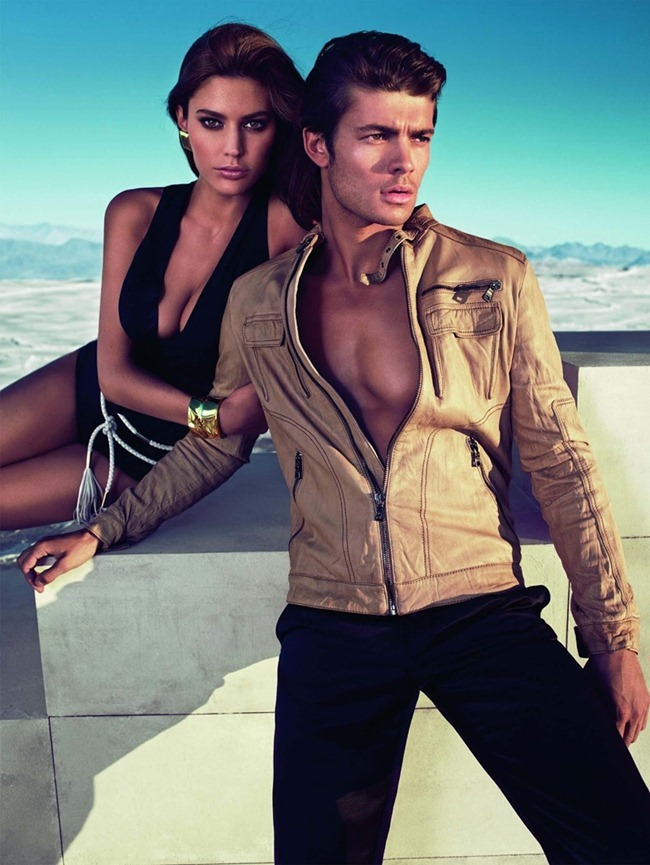 CAMPAIGN- Nadine Wolfbeisser, Leticia Zuloaga & Eugen Bauder for Guess by Marciano Spring 2013 by Hunter & Gatti. www.imageamplified.com, Image Amplified (2)