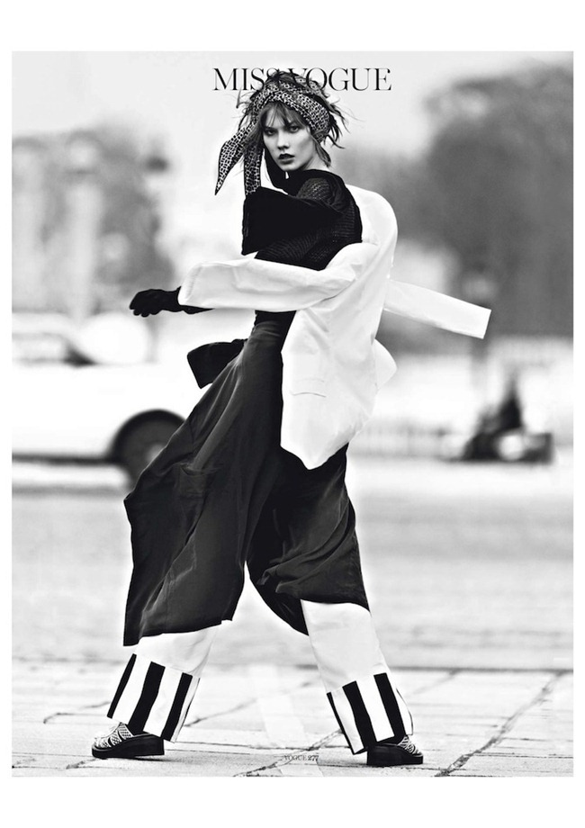 VOGUE PARIS- Karlie Klos in Street Dance by Lachlan Bailey. Geraldine Saglio, March 2013, www.imagegeamplified.com, Image Amplified (7)