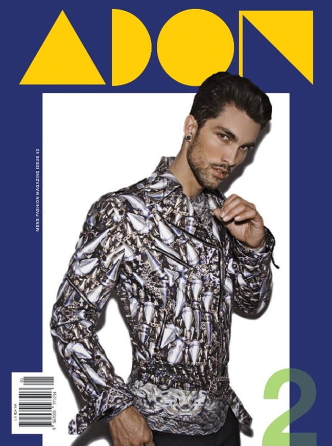 ADON MAGAZINE- Tobias Sorensen by Rick Day. Roy Fire, Tal Peer, www.imageamplified.com, Image Amplified