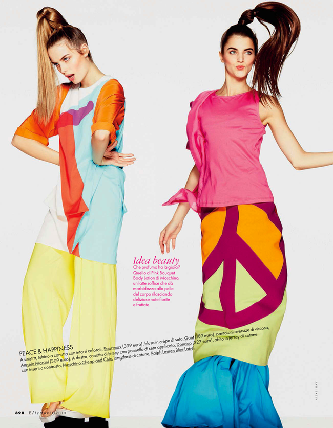 ELLE ITALY- Abi Fox & Angelina Nawojczyk in In Full Color by Alexei Hay. Alberto Zanoletti, March 2013, www.imageamplified.com, Image Amplified (13)