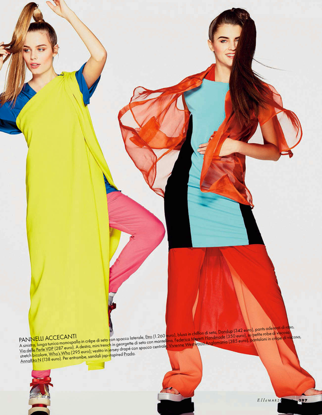 ELLE ITALY- Abi Fox & Angelina Nawojczyk in In Full Color by Alexei Hay. Alberto Zanoletti, March 2013, www.imageamplified.com, Image Amplified (12)