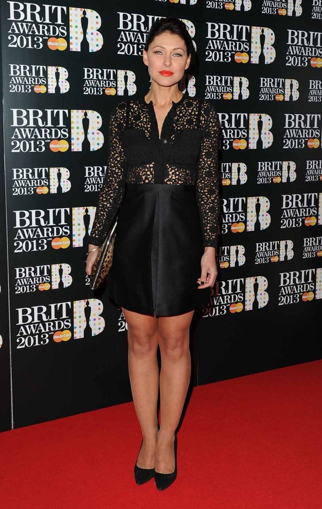 RED CARPET COVERAGE- Brit Awards 2013. www.imageamplified.com, Image Amplifie (14)