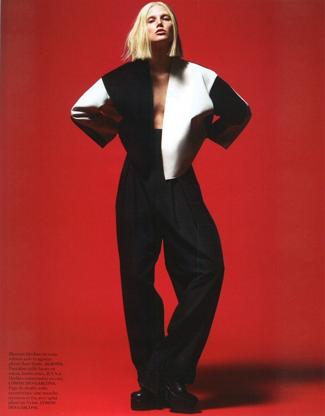 VOGUE PARIS- Suvi Koponen by Mert & Marcus, March 2013, www.imageamplified.com, Image Amplified (1)