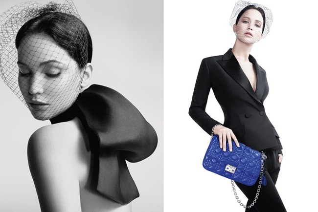 CAMPAIGN- Jennifer Lawrence for Christian Dior Miss Dior Handbags Spring 2013 by Willy Vanderperre. Olivier Rizzo, www.iamgeamplified.com, Image Amplified (1)