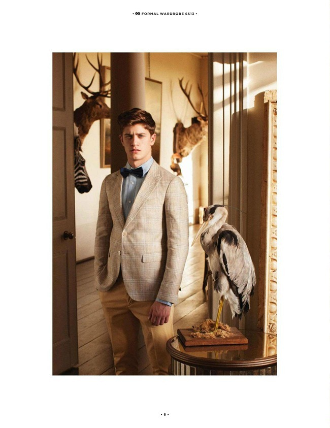 GQ UK- Perfect Specimen by Paul Smith. Jessica Punter, Spring 2013, www.imageamplified.com, Image Amplified (4)
