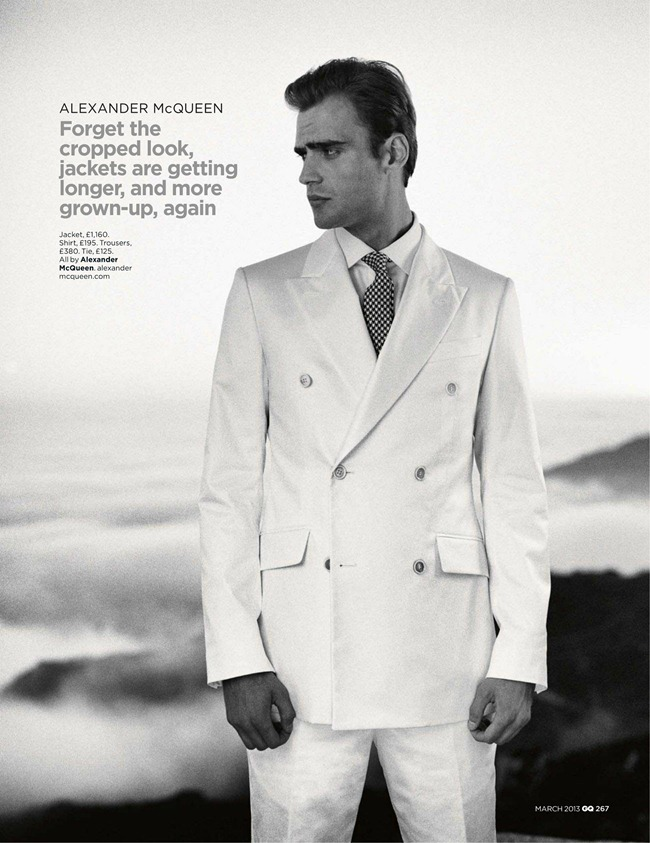 GQ UK- The Collections by Kurt Iswarlenko. Jo Levin, Spring 2013, www.imageamplified.com, Image Amplified (4)