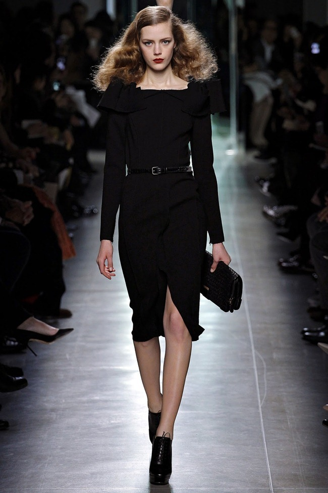 MILAN FASHION WEEK- Bottega Veneta Fall 2013. www.imageamplified.com, Image Amplified (2)