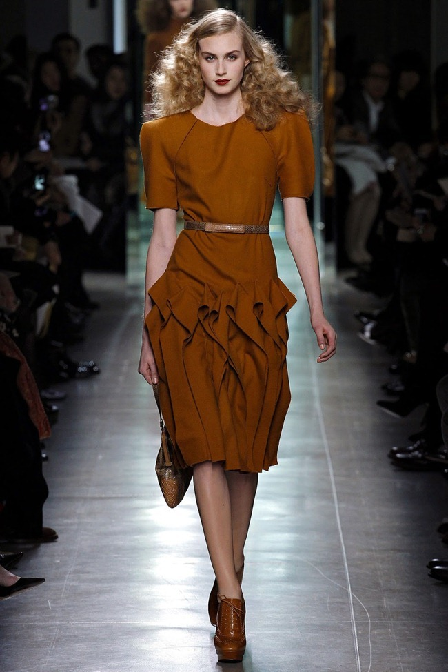 MILAN FASHION WEEK- Bottega Veneta Fall 2013. www.imageamplified.com, Image Amplified (11)