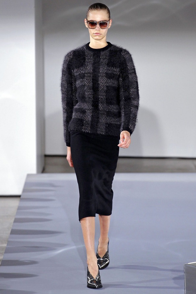 MILAN FASHION WEEK- Jil Sander Fall 2013. www.imageamplified.com, Image Amplified (19)