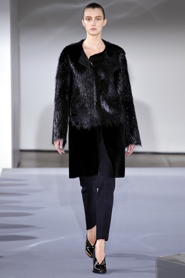 MILAN FASHION WEEK- Jil Sander Fall 2013. www.imageamplified.com, Image Amplified (34)