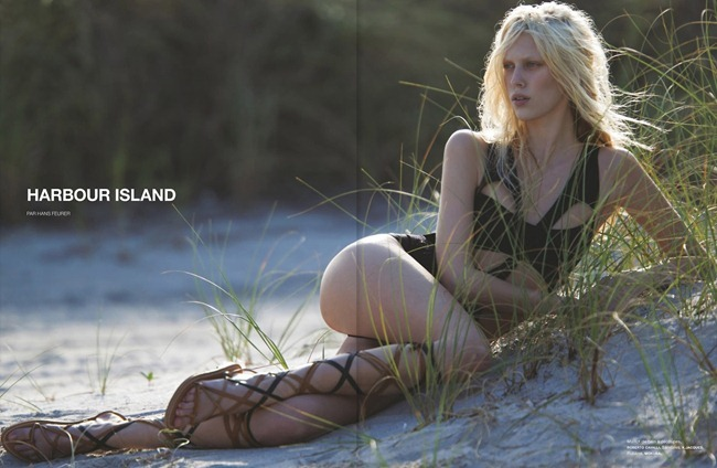 NUMERO MAGAZINE- Juliana Schurig in Harbour Island by Hans Feurer. Spela Lenarcic, March 2013, www.imageamplified.com, Image Amplified (7)