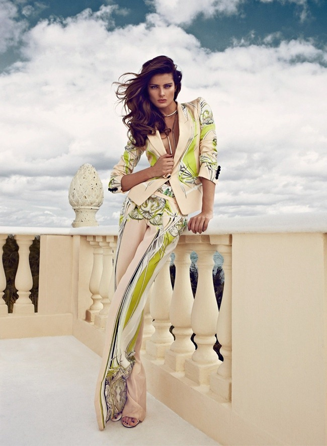 VOGUE MEXICO- Isabeli Fontana by Koray Birand. Sarah Gore Reeves, March 2013, www.imageamplified.com, Image Amplified (4)