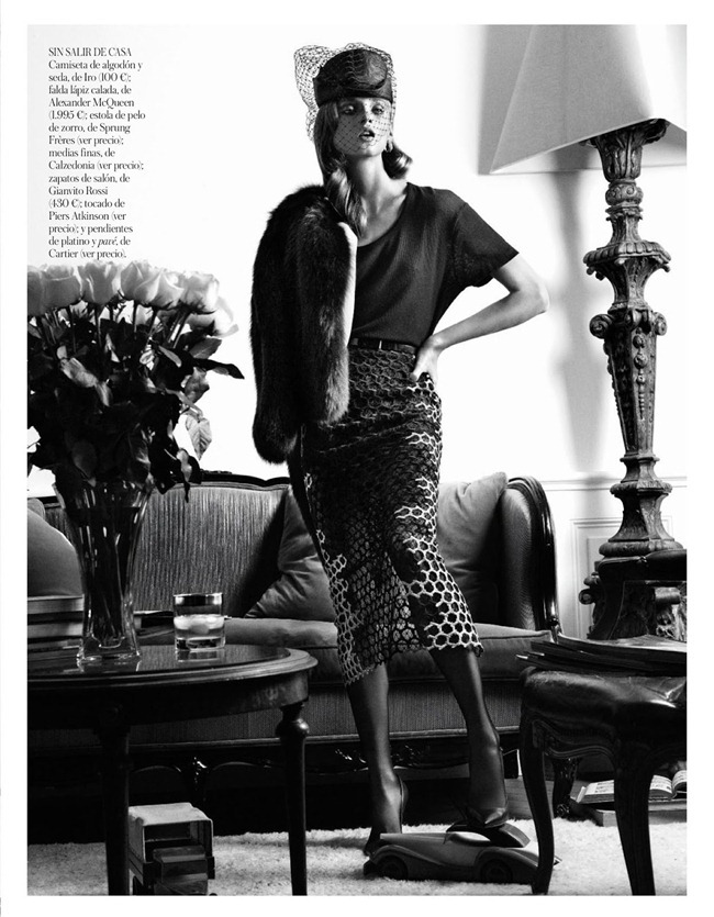 VOGUE SPAIN- Anna Selezneva in Doble Vida by Giampaolo Sgura. Geraldine Saglio, March 2013, www.imageamplified.com, Image Amplified (8)