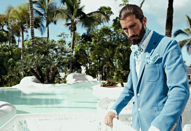 CAMPAIGN- Maximiliano Patane & Adrien Allen for Florentino Spring 2013 by Jordi Blacafort. www.imageamplified.com, Image Amplified (3)