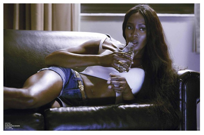 V MAGAZINE- Naomi Campbell & Lindsey Wixson in Prime Time by Sebastian Faena. Julia von Boehm, Spring 2013, www.imageamplified.com, Image Amplified (2)
