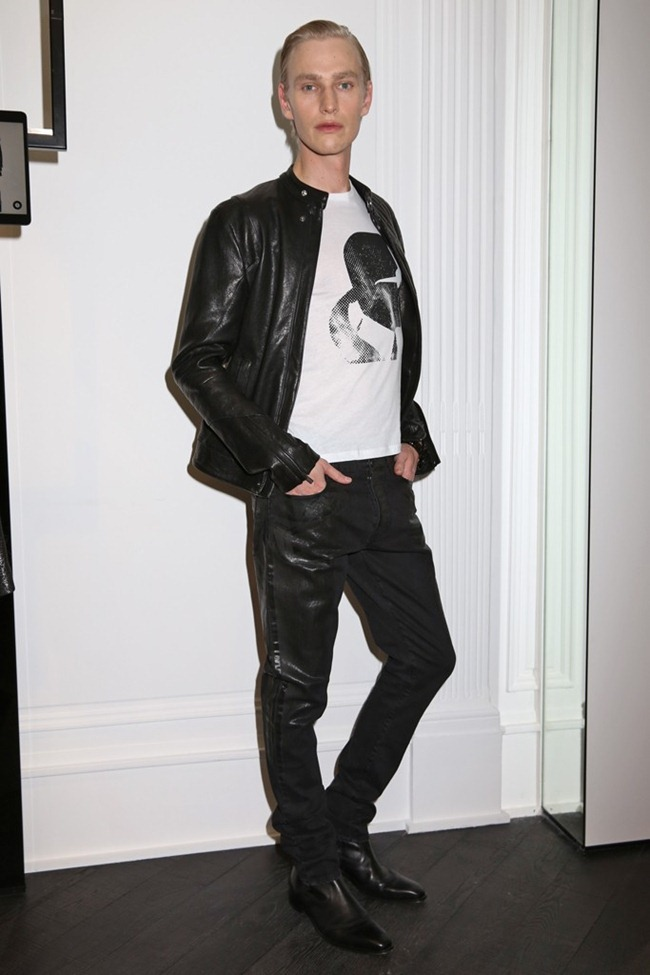 PARIS FASHION WEEK- Karl Lagerfeld Fall 2013. www.imageamplified.com, Image Amplified (4)