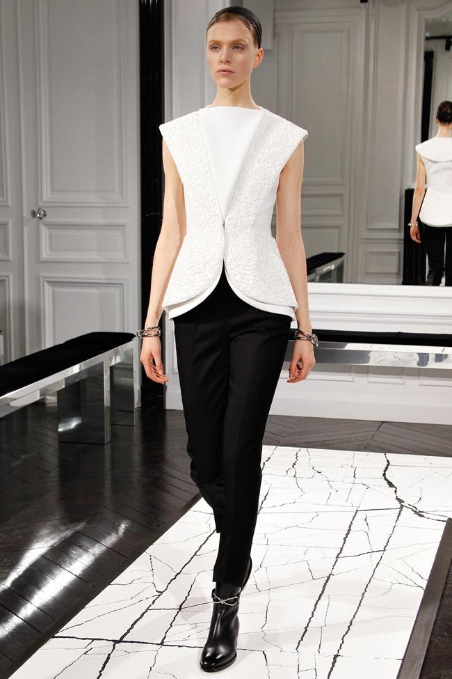 PARIS FASHION WEEK- Balenciaga Fall 2013. www.imageamplified.com, Image Amplified (15)