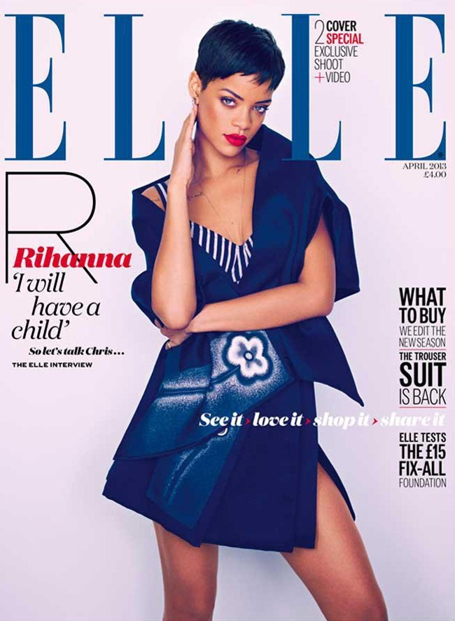 ELLE UK- Rihanna by Mariano Vivanco. April 2013, www.imageamplified.com, Image Amplified (1)