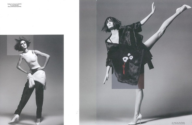 CR FASHION BOOK- Sam Rollinson in Blood And Roses by Anthony Maule. Carine Roitfeld, Spring 2013, www.imageamplified.com, Image Amplified (3)
