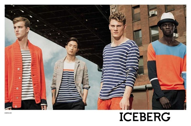 CAMPAIGN- James Smith, Fernando Cabral, Mikkel Jensen & Sung Jin Park for Iceberg Spring 2013 by Julian Schratter. www.imageamplified.com, Image Amplified (2)