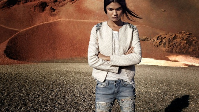 CAMPAIGN- Daniela Braga for Pull & Bear Spring 2013. www.imageamplified.com, Image Amplified (1)