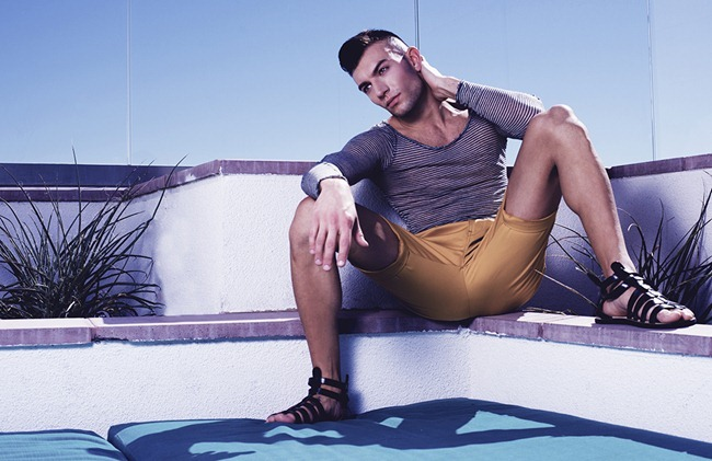 FEATURED PHOTOGRAPHER- Jared North in Envy's Rooftop by Raen Badua. Shantay Reaze, www.imageamplified.com, Image Amplified